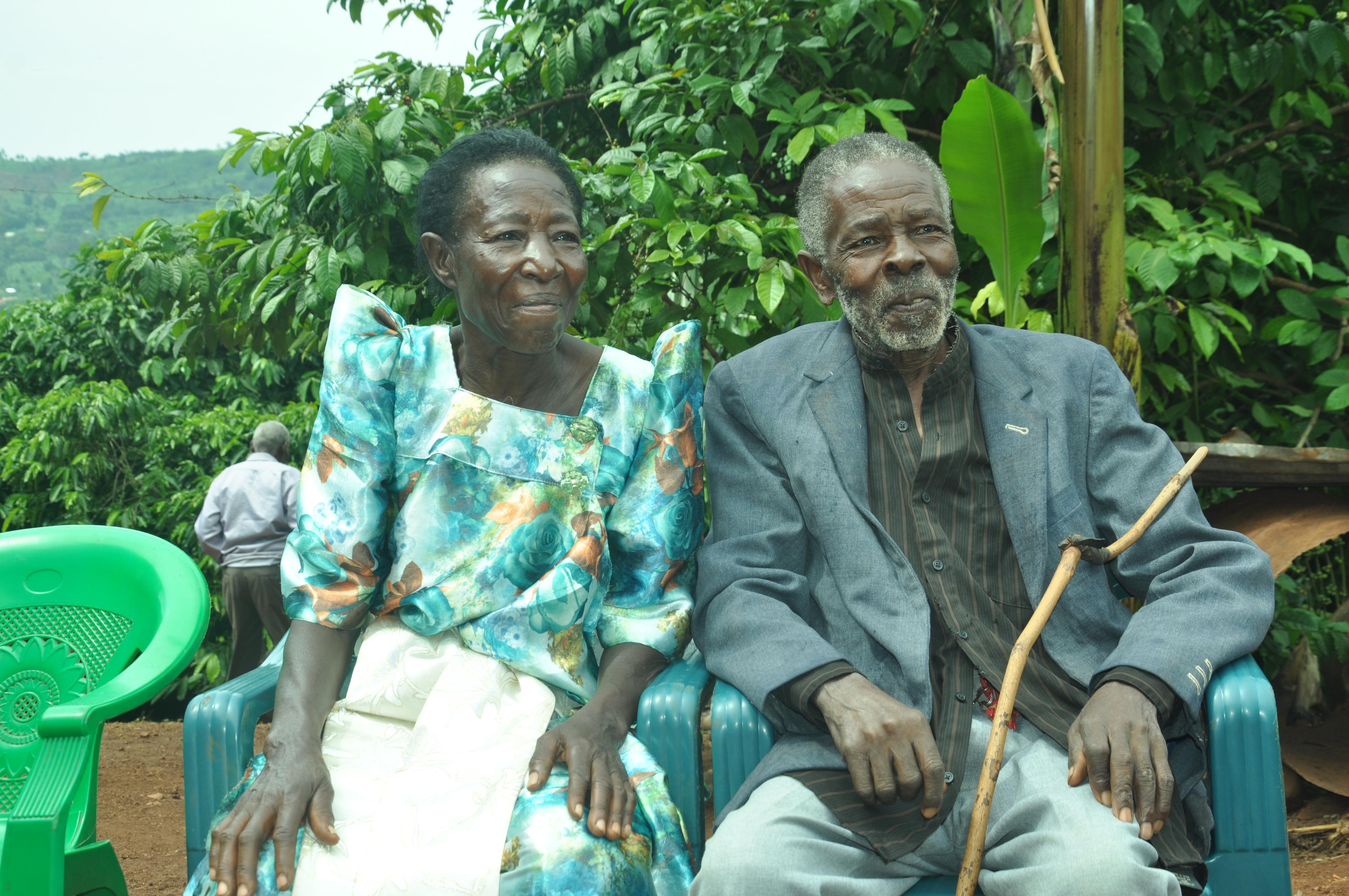 Kajubi and Nakiwanda in Uganda